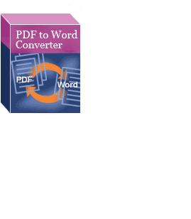 PDF-File PDF To Word Converter